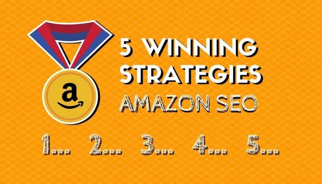 5 Winning Strategies To Use For Amazon SEO featured image